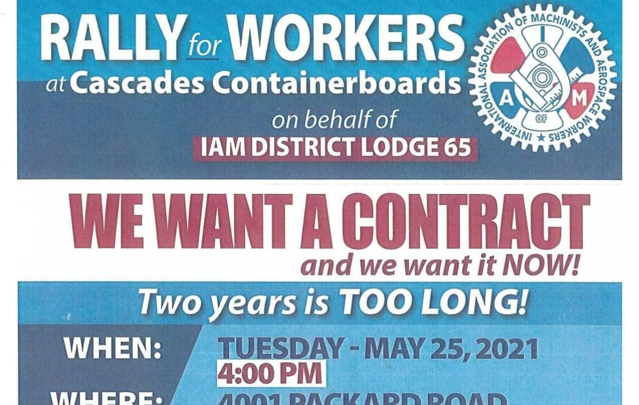 Rally for Workers